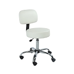 Carlton Spa Task Stool White